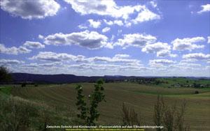 """Bildschirmschoner """"Blick von Kirnitzschtal über das Elbsandsteingebirge"""" bildschirmschoner panorama kirnitzschtal elbsandsteingebirge sächsische schweiz Screenshot Bildschirmschoner Kirnitzschtal mit Blick auf die Sächsische Schweiz"""