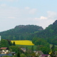 Wanderung Über drei Steine - Papststein - Gohrisch - Pfaffenstein - 18 km, 7-8 Stunden (Teil 1)